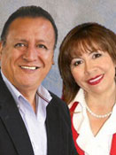 Edgar Gomez and Monica Gomez - Real Estate Agent